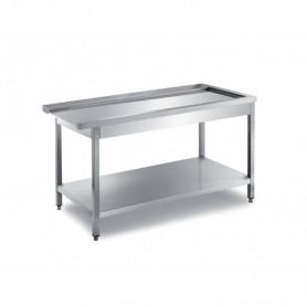 Tavolo uscita lavastoviglie a Capot. Dim.cm. 65x76,5x85H
