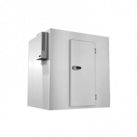Cella refrigerata • Refrigerazione ventilata • Temp. 0°/+10°C - Larghezza cm. 280