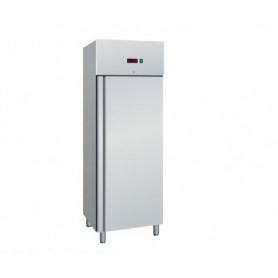 Armadio Refrigerato CONGELATORE 400 Lt. Acciaio inox. -18°/-22°C