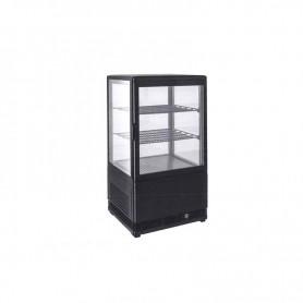 Espositore refrigerato da banco. Lt. 58 - Dim.cm. 42,8x38,6x81H. * COME NUOVO *