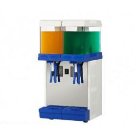 Erogatore bevande fredde • Capacità lt. 9 x 2