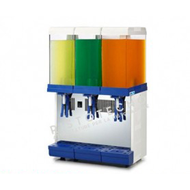 Erogatore bevande fredde • Capacità lt. 9 x 3