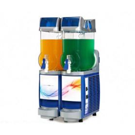 Erogatore bevande fredde • Capacità lt. 14 x 2
