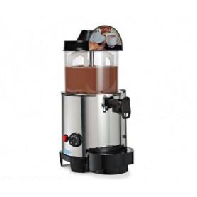 Cioccolatiera Erogatore Cioccolata e Bevande Calde • Capacità lt. 5
