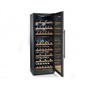 Frigo vetrina per Vino. Capacità 96 bottiglie - Dim.cm. 59