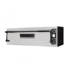 Forno Pizza elettrico 1 camera. Capacità 9 pizze Ø 35 cm. - Kw. 13.2