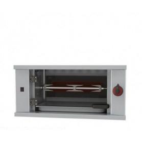 Girarrosto da banco elettrico. 1 Spada - capacità 3 polli • Assorbimento 1