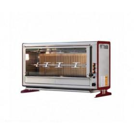 Girarrosto elettrico. 3 Spade - capacità 18 polli • Assorbimento 7