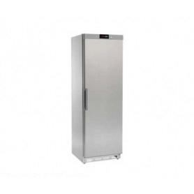 Armadio Refrigerato 360 Lt. Acciaio inox verniciato bianco. 0°/+8°C - Esterno in Acciaio inox