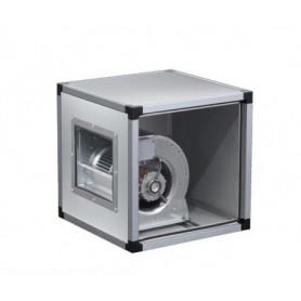 Motore Centrifugo cassonato a doppia aspirazione • Pannellatura ACCIAIO INOX • Monofase • Cm. 75x75x75H