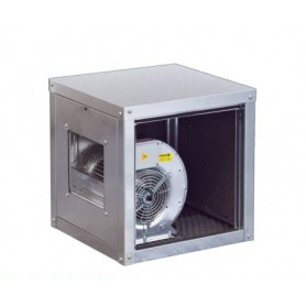 Motore Centrifugo cassonato a doppia aspirazione • Pannellatura lamiera zincata • Trifase • 10.000 m³/h