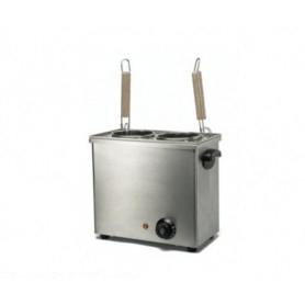Cuocipasta da banco elettrico - Kw. 2.5 - 2 cestelli inclusi