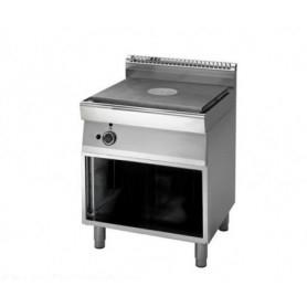 Cucina TUTTAPIASTRA a GAS. Dim.cm. 80x90x85H. - Potenza termica 12 Kw.