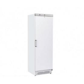 Armadio Refrigerato Lt. 325 Acciaio inox verniciato bianco. +1°/+10°C