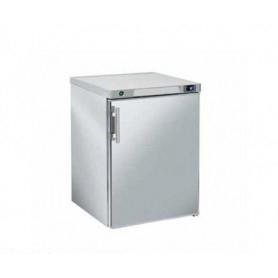 Armadio Refrigerato CONGELATORE 145 Lt. Acciaio inox. -18°/-23°C