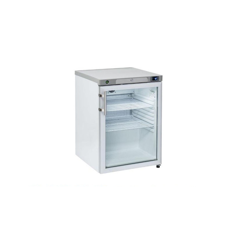 Armadio Refrigerato Congelatore 145 Lt Acciaio Inox 18 21 C