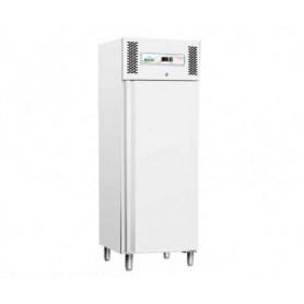 Armadio Refrigerato 600 Lt. Plastificato Bianco. +2°/+8°C • Dim.cm. 68x81x201H.
