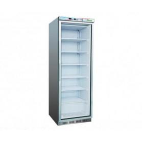 Armadio Refrigerato CONGELATORE • Porta in Vetro •350 Lt. • Refrigerazione statica. -18°/-22°C