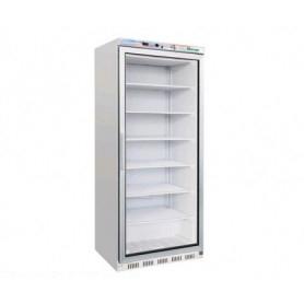 Armadio Refrigerato CONGELATORE • Porta in Vetro •555 Lt. • Refrigerazione statica. -18°/-22°C
