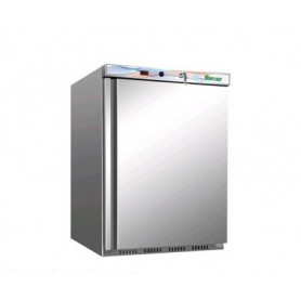 Armadio Refrigerato 130 Lt. • Refrigerazione statica. +2°/+8°C • Esterno in Acciaio Inox
