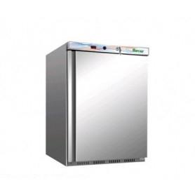 Armadio Refrigerato CONGELATORE 130 Lt. • Refrigerazione statica. • -18/-22°C • Esterno in Acciaio Inox