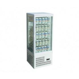 Espositore refrigerato da banco. Lt. 98 - Dim.cm. 42