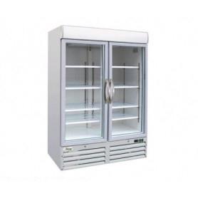 Espositore Refrigerato CONGELATORE ventilato • Capacità 1078 Lt. • -18°/-22°C