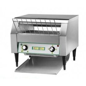 Tostapane elettrico Roller Toast - Professionale • Produzione 350 fette/h.