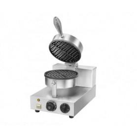 Piastra Waffle SINGOLA - Watt 1000