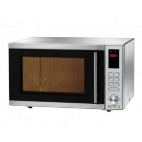 Forno microonde + grill Professionale. Potenza 2400 Watt. Dim.cm. 51