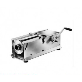 Insaccatrice inox manuale orizzontale - Lt. 7