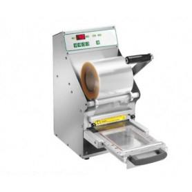 Termosigillatrice automatica per vaschette - Larghezza film 15 cm.