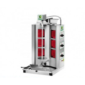 Gyros da banco elettrico - Capacità 30 Kg. - 4.2 Kw