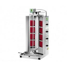 Gyros da banco elettrico - Capacità 65 Kg. - 5.6 Kw