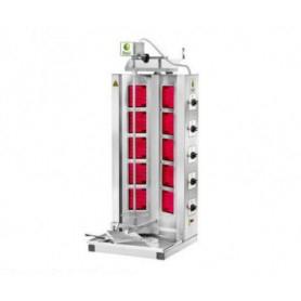 Gyros da banco elettrico - Capacità 85 Kg. - 7 Kw.