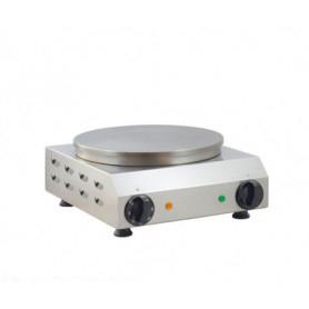 Crepiera elettrica singola - 2400 watt - ⌀ 40 cm.