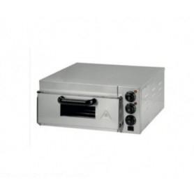 Forno Pizza elettrico 1 camera. Capacità 1 pizza Ø 30 cm. - Kw. 2