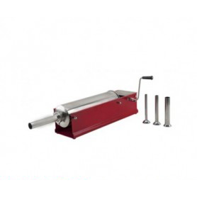 Insaccatrice inox manuale Orizzontale - Lt. 5