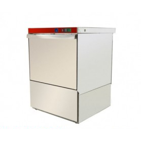 Lavastoviglie elettromeccanica cestello 50x50 • DOPPIO Dosatore installato (detergente + brillantante)