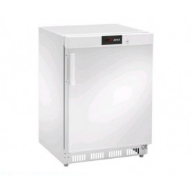 Armadio Refrigerato CONGELATORE 140 Lt. Acciaio inox verniciato bianco. -18°/-20°C