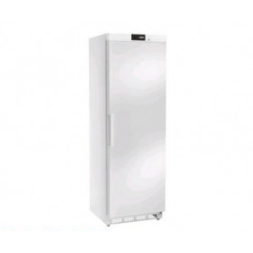 Armadio Refrigerato 360 Lt. Acciaio inox verniciato bianco. 0°/+8°C