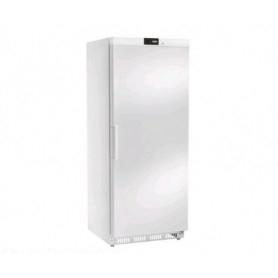 Armadio Refrigerato CONGELATORE 580 Lt. Acciaio inox verniciato bianco. -18°/-20°C