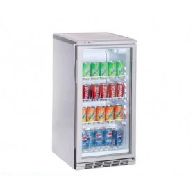 Espositore Refrigerato per bibite. Capacità 60 Lt. Cm. 47