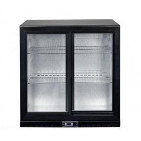 Espositore refrigerato per Bibite. Lt. 210 - Dim.cm. 90x52x90H.