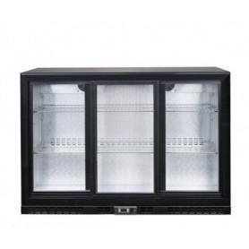 Espositore refrigerato per Bibite. Lt. 320 - Dim.cm. 134