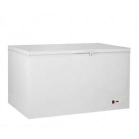 Congelatore a pozzetto. Capacità 560 lt. Temp. -18°/-20°C.