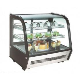 Espositore refrigerato da banco. Lt. 100 - Dim.cm. 68