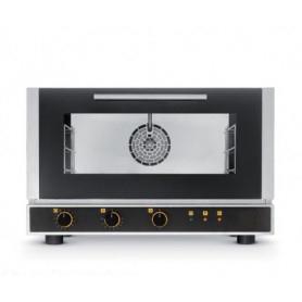 Forno elettrico combinato convezione + vapore. 3 teglie 60x40 - Dim.cm. 79x75x50