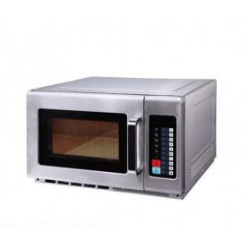 Forno microonde DIGITALE Professionale. Potenza 2100 Watt. Dim.cm. 57