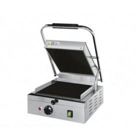 Piastra SINGOLA in vetroceramica per riscaldare. Dim.cm. 34x45x19H.